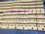 CNC Deel van PA6 wordt gemaakt die