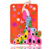 셀룰라 전화 iPhone를 위한 귀여운 고래 아기 실리콘 상자