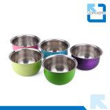 Бак нержавеющей стали высокого качества 430 типа способа смешивая & тара для хранения еды/шар салата
