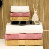 Цветастые хлопка гостиницы полотенца 100% стороны