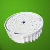 Luz de bulbo de fundição do diodo emissor de luz do alumínio 40W da forma do cilindro