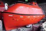 Used/Second Hand Totally Enclosed Life Boat&Rescue Boat Approved Solas