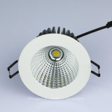 PANNOCCHIA Downlight di 7W LED con ritaglio 90mm