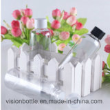 100ml Cosmo Shape Round Plastic Bottle for Cosmetic