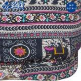Couche de dames de mode de tirette de Rond-Collier de Long-Chemise tricotée parCouleur