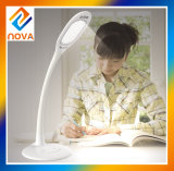lámpara de escritorio de la lámpara de vector de 5V 1A LED para la noche
