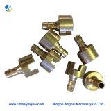 Точность CNC Customed подвергая механической обработке вокруг медных частей машинного оборудования