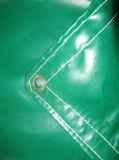 Encerado Double-Coated do PVC da boa Desgastar-Resistência