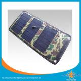 Carregador solar Foldable solar do carregador 14W com o USB sem bateria