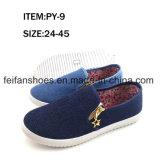 人の注入のズック靴の偶然の履物の靴(FFZL1230-01)