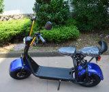 1000W de elektrische Autoped van de Mobiliteit met F/R Schokken, 2 Zetels 60V/30ah