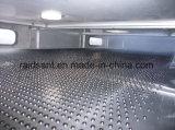ピッチ、アスファルト、瀝青の造粒機の機械装置
