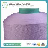 Tessile 100% 600d filato di lavoro a maglia/di tessitura dei pp del filato FDY