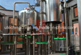 machine de remplissage de l'eau pure mis en bouteille par 3-in-1 ou de l'eau minérale