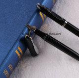 Penna promozionale del metallo con il marchio personalizzato per il regalo, articoli per ufficio, penna di sfera, penna di fontana