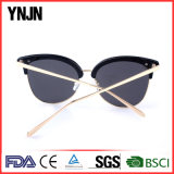Солнечные очки сбор винограда новой конструкции Ynjn большие Unisex