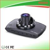 Gセンサーまたは動きの検出のダッシュカムDVR車のカメラ