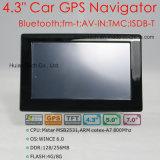 """"""" navegación portable PDA del GPS del navegador del GPS del carro del vehículo del coche 4.3 con la correspondencia 2016, correspondencia de Igo del soporte del panel de tacto 480*272 de Navitel con la cámara de la velocidad, leva trasera del estacionamiento"""