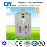 Concentrateurs portatifs de l'oxygène utilisés par générateur de gaz avec le prix bas (93%/95%)