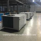 Condicionador de ar empacotado no telhado de 100% de ar quente