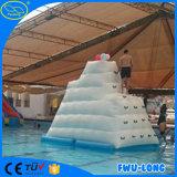 Fertigung-Fabrik-Wasser-Park-aufblasbarer Eisberg