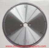 Het CirkeldieBlad van uitstekende kwaliteit van de Snijder door het Staal van de Legering en Normaal Staal wordt gemaakt