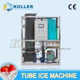 جليد أنبوب صانع مع تعليب نظامة جليد صالح للأكل [2000كغ/دي]