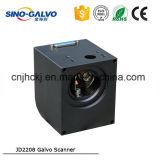 Tête à grande vitesse de Galvo de signal de Jd2208 14mm Digtal pour l'inscription et la gravure de laser