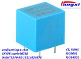 (h) mm (w) *18.3 Zmpt101b 2mA/2mA PCBの土台の現在タイプ電圧変圧器19 (l) *17