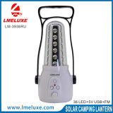 luz Emergency de radio de 36PCS 2835 SMD LED +USB