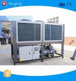 De dubbele Industriële Harder van de Schroef van het Water van de Compressor Lucht Gekoelde