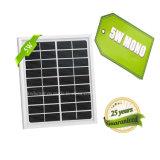 Mono comitato solare caldo di vendita 10V 5W per il regolatore dell'animale domestico