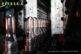 4 soplado de botellas Las caries automática máquina de moldeo / estiramiento soplado PET máquina de moldeo
