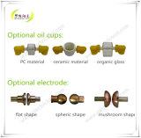 Verificador de Hipot do petróleo da isolação com os três copos de petróleo (103B)