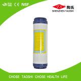 GV Wqa de la CE a reconnu la cartouche filtrante de résine de 20 pouces