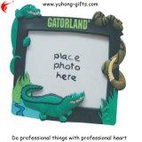 Marco de goma respetuoso del medio ambiente de la foto para la decoración casera (YH-PF039)