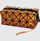 工場製造者小さい型のPvccosmetic袋の美の中国の構成袋