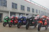 5カラーバイクを競争させる水によって冷却される350ccスポーツのオートバイ