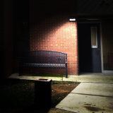 20LED 태양 정원 빛 옥외 점화 무선 방수 운동 측정기 벽 빛
