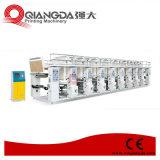Gravüre-Aluminiumfolie-Drucken-Maschine mit Geschwindigkeit 140m/Min