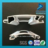 Os mais recentes Design Rolamento de rolo Janela Persiana Porta Dobre perfil de alumínio