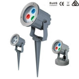 IP65 3X1with3X3w LED Garten-Spitzen-Licht