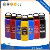 Stampatrice UV di vendita di sport della bottiglia di acqua di formato caldo della stampante A3
