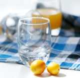 taza del vidrio del whisky 360ml