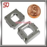 Pezzo meccanico del tornio di alluminio di alta qualità, parte di alluminio