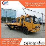 camion di rimorchio della base piana di 4X2 LHD Dongfeng 3tons 5400mm