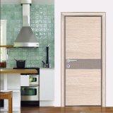 Puerta interior moderna cómoda de la madera contrachapada de Eco (GSP12-002)
