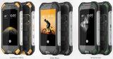 2016熱い販売元のロック解除されたBlackview BV6000 4.7インチのOctaのコア4G Lte人間の特徴をもつスマートな携帯電話