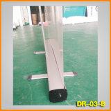 80*200cm enroulent le stand restant librement de drapeau (DR-03-B)
