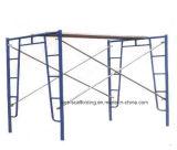 Q235 3 ' x6'7 Frame/de Gang van de Deur van '' het Poeder Met een laag bedekte door kader-Tik de Steiger van het Slot voor Verkoop